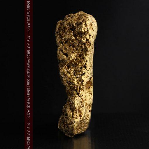 300g超えの博物館級の超大型自然金-g0250-4