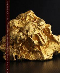 231gの天然のジュエリーのように光り輝く超大型自然金-g0251-1