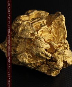 231gの天然のジュエリーのように光り輝く超大型自然金-g0251-13
