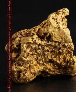 29.4gの野趣に溢れる大粒自然金-g0253-2