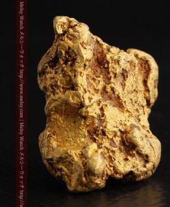 29.4gの野趣に溢れる大粒自然金-g0253-3