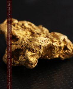 29.4gの野趣に溢れる大粒自然金-g0253-6
