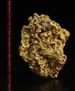1.86gの小さな自然金-g0254-1
