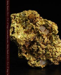 1.86gの小さな自然金-g0254-2