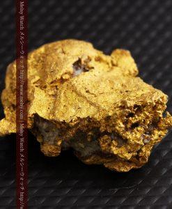 11.67gの写真映えする大粒自然金-g0255-8