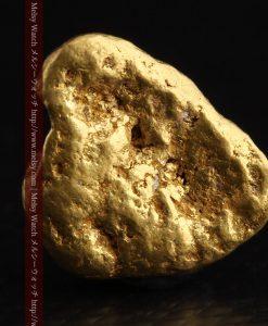 6.04gの丸みのある大きめの自然金-g0262-2