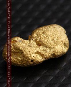 1.48gの豆のような形をした小さな自然金-g0263-2