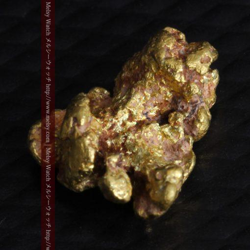 1.05gの表面に特徴のある自然金-G0271-10
