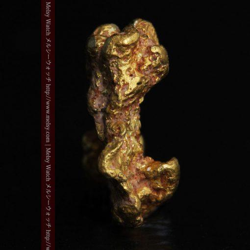 1.05gの表面に特徴のある自然金-G0271-3