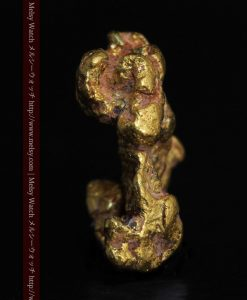 1.05gの表面に特徴のある自然金-G0271-4