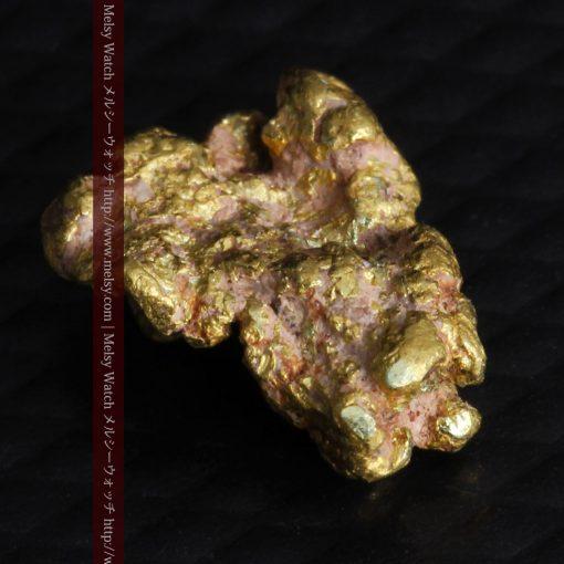 1.05gの表面に特徴のある自然金-G0271-6