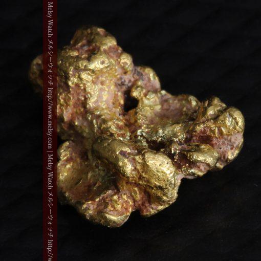 1.05gの表面に特徴のある自然金-G0271-9