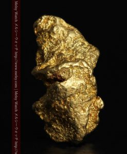 1.14gの縦長で小粒の自然金-g0275-1