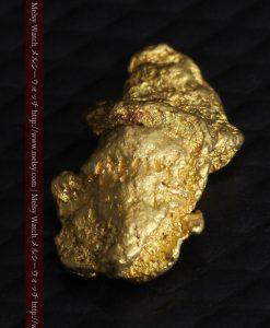 1.14gの縦長で小粒の自然金-g0275-10