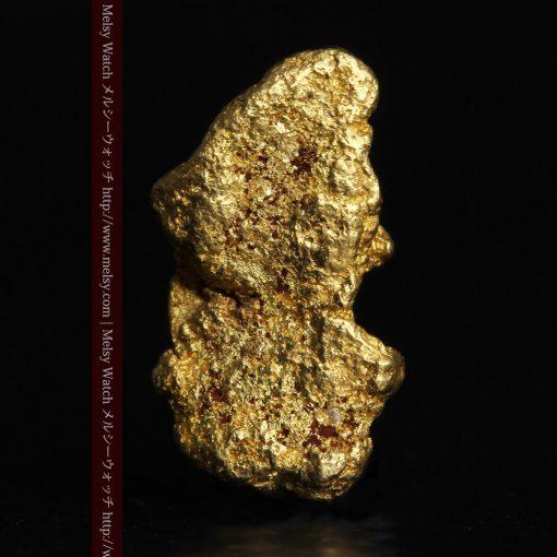 1.14gの縦長で小粒の自然金-g0275-2