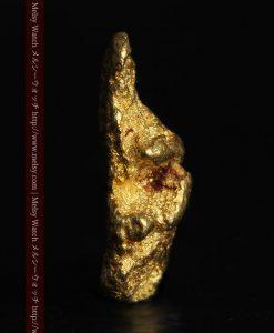 1.14gの縦長で小粒の自然金-g0275-3