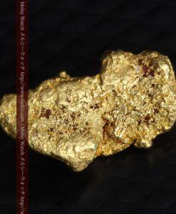 1.14gの縦長で小粒の自然金-g0275-7
