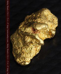 1.14gの縦長で小粒の自然金-g0275-8