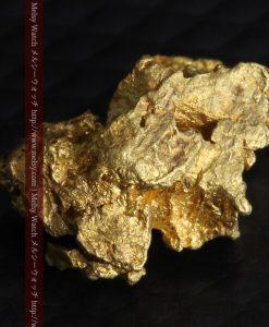 2.15gのちょっと珍しい角ばった自然金-G0277-8