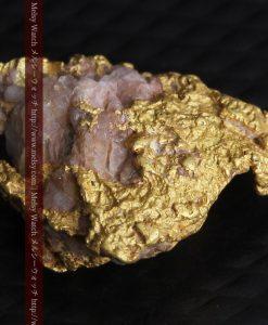2.47gの石英が見える大きめのサイズの自然金-g0279-6