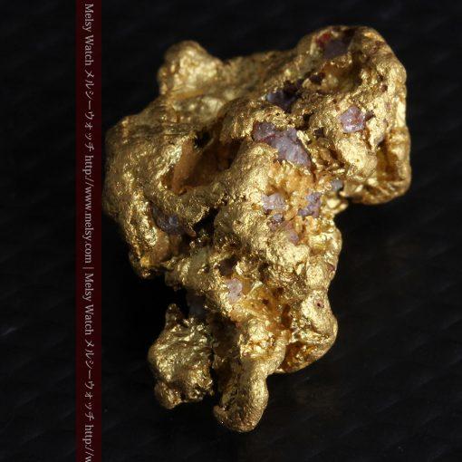 5.42gの形や色・石英の入り方などの綺麗な自然金-g0286-12