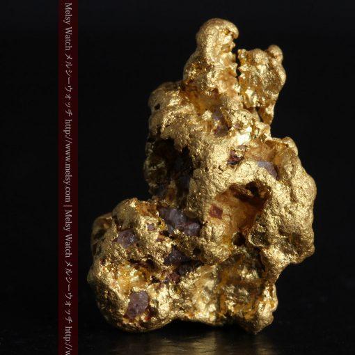 5.42gの形や色・石英の入り方などの綺麗な自然金-g0286-2