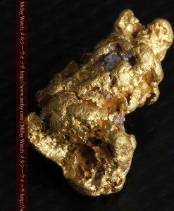 5.42gの形や色・石英の入り方などの綺麗な自然金-g0286-5
