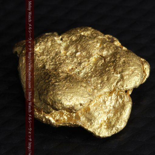4.2gの丸みのある大粒の自然金-g0288-10