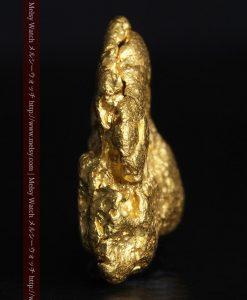 4.2gの丸みのある大粒の自然金-g0288-3