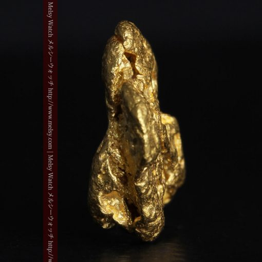 4.2gの丸みのある大粒の自然金-g0288-4