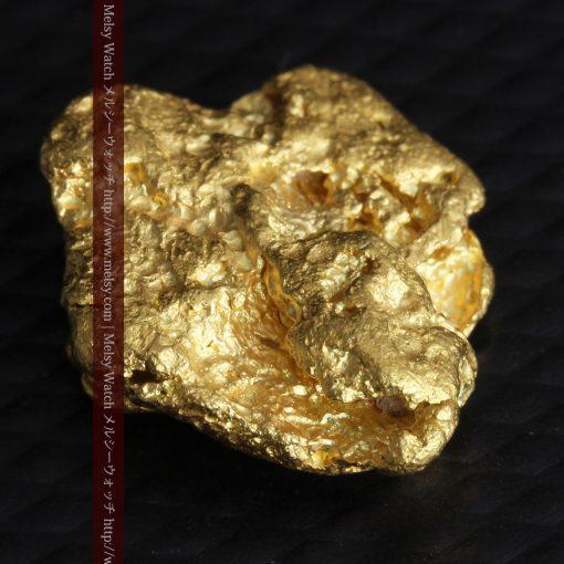 4.2gの丸みのある大粒の自然金-g0288-5