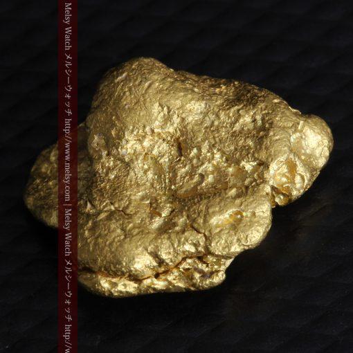 4.2gの丸みのある大粒の自然金-g0288-8