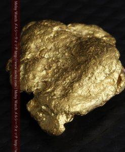 4.2gの丸みのある大粒の自然金-g0288-9