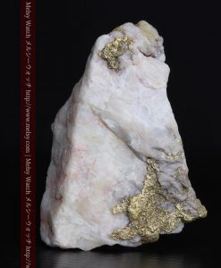 4.31gの少し薄めの色の金が入った自然金-g0291-1