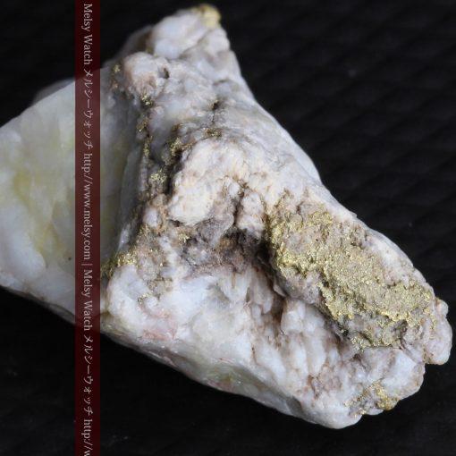4.31gの少し薄めの色の金が入った自然金-g0291-13
