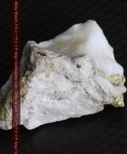 4.31gの少し薄めの色の金が入った自然金-g0291-5