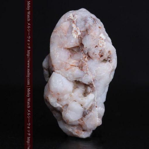5.93gの丸みのある石英に包まれる金が見える自然金-g0292-4