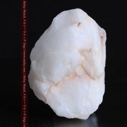 14.43gの厚みのある石英に立体的に付く自然金-g0297-5