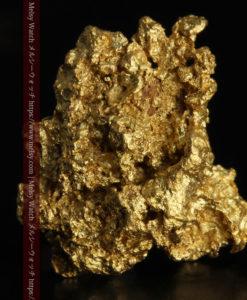4.53gの凹凸ある複雑な表面の自然金-G0304-1