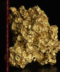 4.53gの凹凸ある複雑な表面の自然金-G0304-2