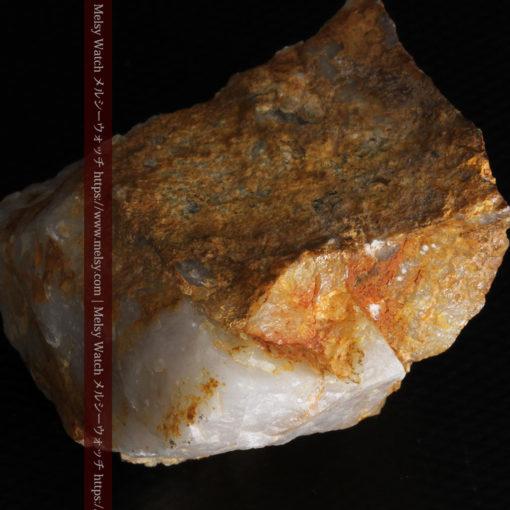 72gの巨大な石英に存在する自然なままの姿の自然金-G0308-16
