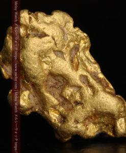 1.97gの両面の雰囲気の違いを楽しめる自然金-G0314-2