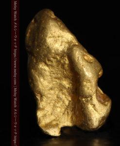 1.13gの乳歯のような形の自然金-G0315-2