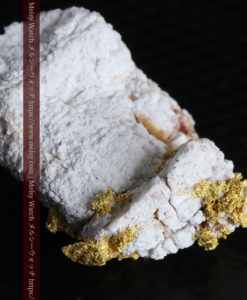 4.28gの細やかな淡雪のような石英と自然金-G0326-13