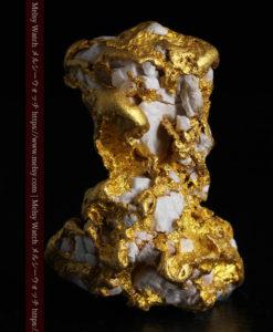 23.86gの凹凸や石英の入り方と形状の美しい大粒自然金-G0333-1