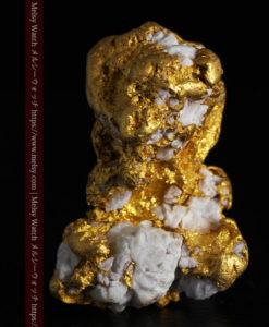 23.86gの凹凸や石英の入り方と形状の美しい大粒自然金-G0333-2