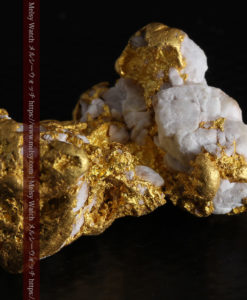 23.86gの凹凸や石英の入り方と形状の美しい大粒自然金-G0333-9