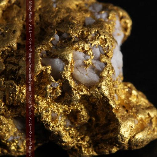12.21gの形よい重量感ある大粒自然金-G0334-2