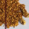 2.59gの小さな砂金・薄片金とやや粒の大きな自然金2点-G0336-1