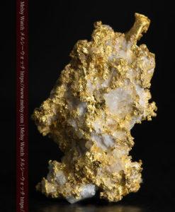 6.62gのキラキラと煌めくような輝きに包まれる自然金-G0346-1